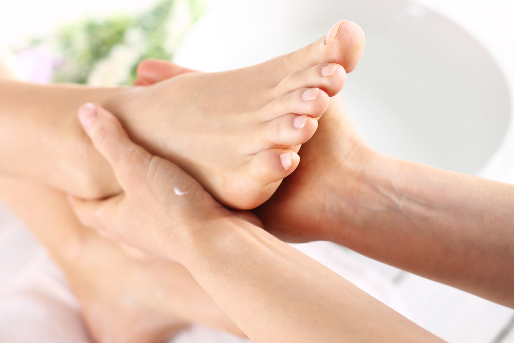 foot massage | Balanced Bodycare